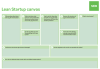 Leab startup canvas