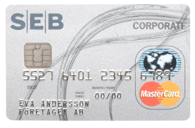 Corporate Limit Master Card